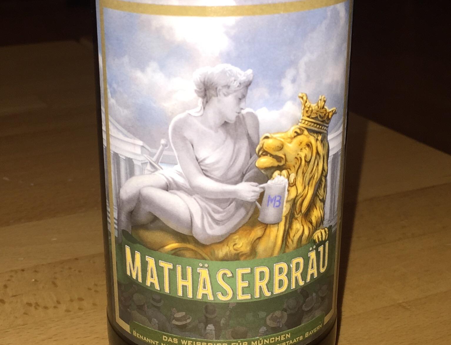 Mathäserbräu - Weissbier
